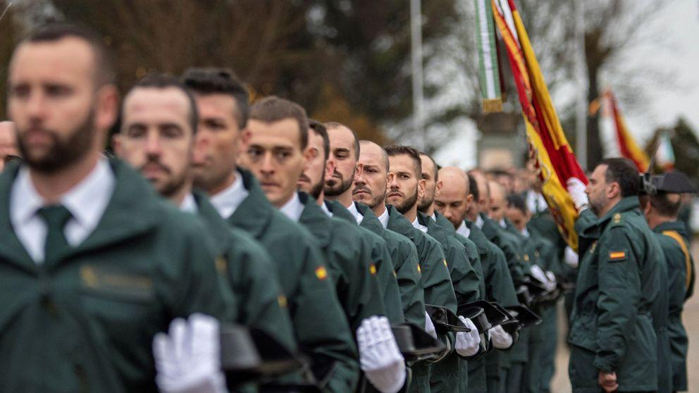 El Gobierno convoca 2.154 nuevas plazas para Guardia Civil y 2.491 para Policía Nacional