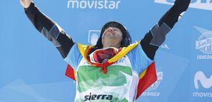 Post de Lucas Eguibar gana la plata en el Mundial de Sierra Nevada: