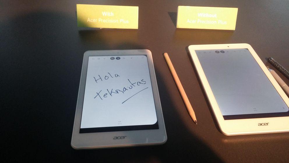 El primer móvil con triple SIM y otras cinco novedades de Acer para 2015