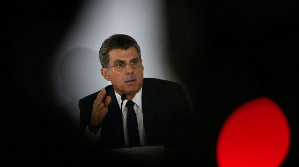 Foto: El exministro de Planificación de Brasil, Romero Jucá (EFE)
