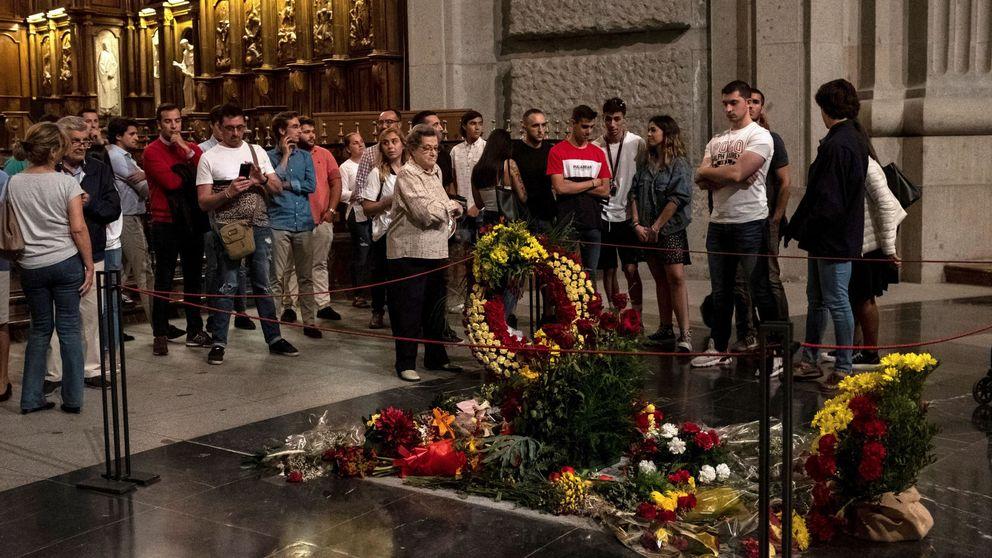 El Gobierno exhumará a Franco del Valle de los Caídos el jueves 24 de octubre a las 10:30