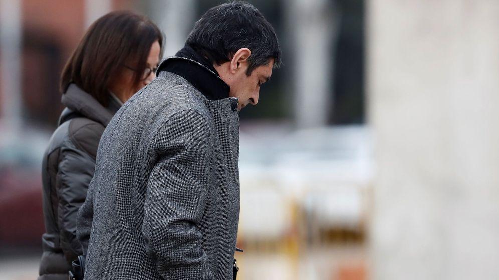 Foto: Trapero en una de las sesiones del juicio. (EFE)