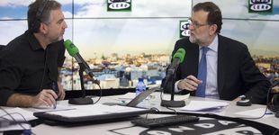 Post de Rajoy concede a Alsina su primera entrevista tras las elecciones catalanas