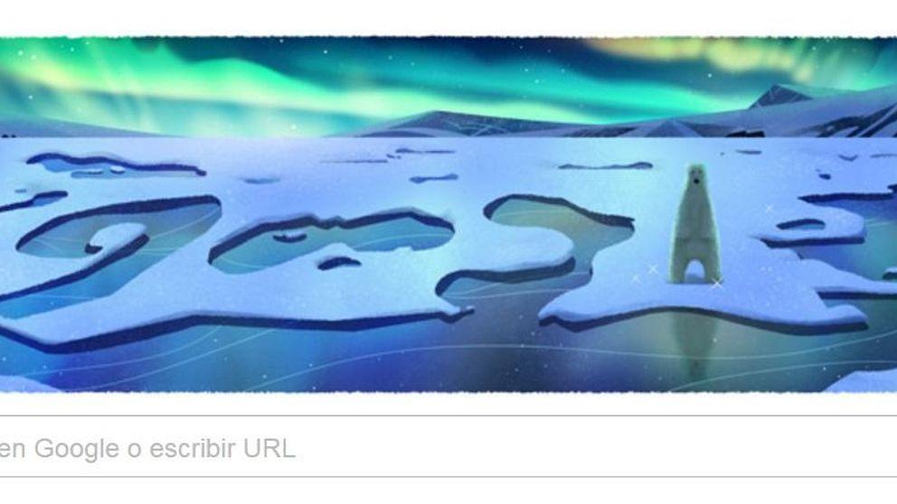 Google celebra el Día de la Tierra con cinco 'doodles' de animales emblemáticos