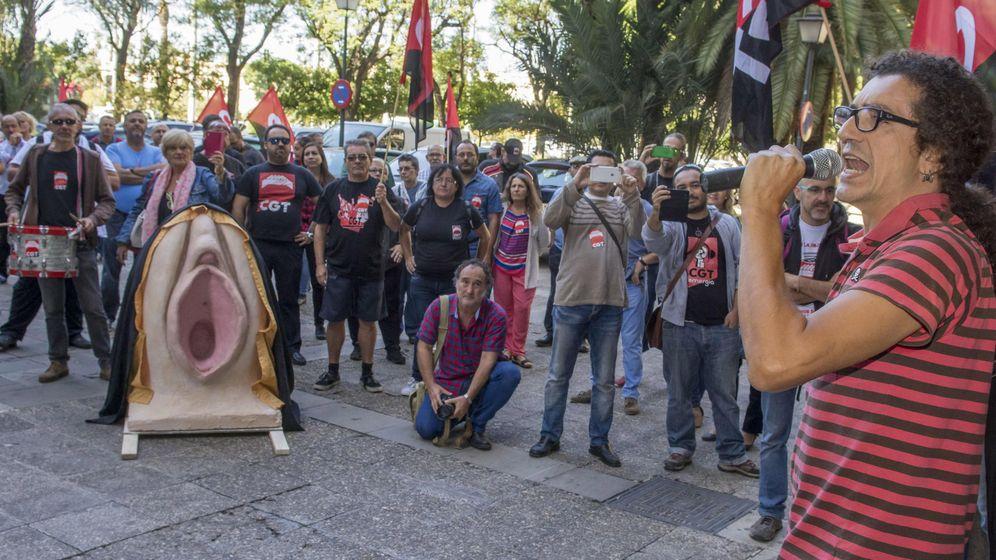 Foto: El coño insumiso. (EFE)