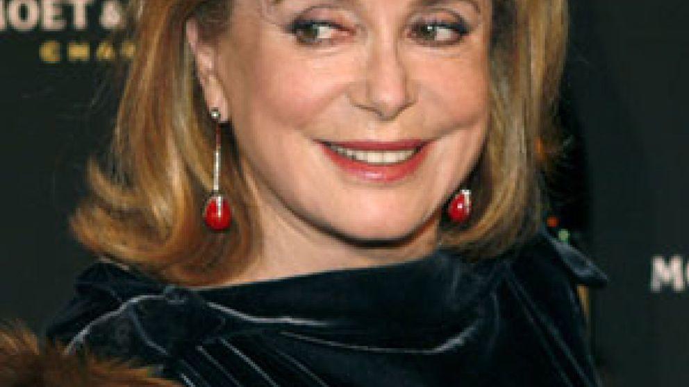 "Catherine Deneuve: ""Prefiero el glamour a l'amour"""