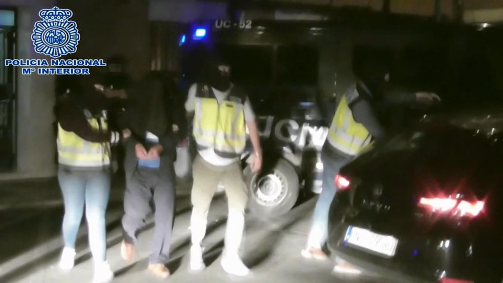 El yihadista detenido en Parla (Madrid) tenía en el punto de mira a la ministra de Justicia