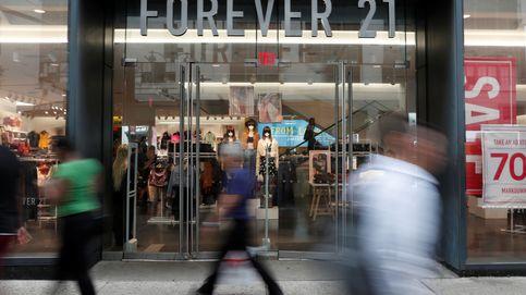 La firma Forever 21 entra en bancarrota en EEUU y cerrará 350 locales