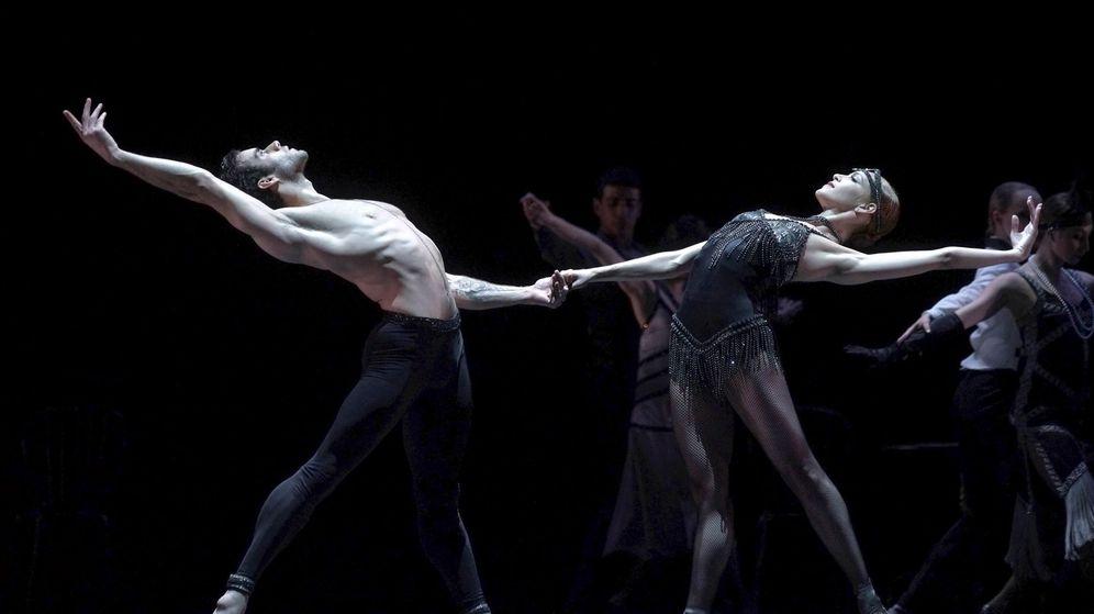Foto: El balllet de Víctor Ullate el pasado mes de mayo en el Teatro Real. (EFE)