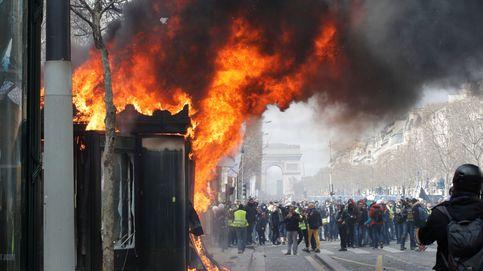 Violencia en Francia: ultimátum de los chalecos a Macron tras su ley antidisturbios