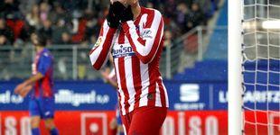 Post de Una derrota del Atlético de Madrid que hace más urgente el fichaje de Cavani