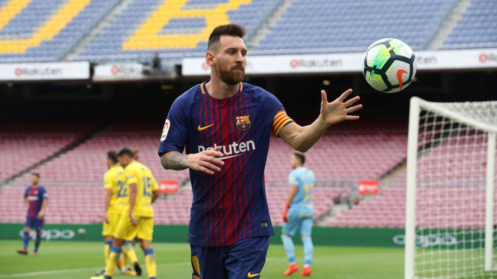 El vestuario del Barça (con Messi a la cabeza) se 'independizó' de su directiva