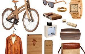 ¡Toca madera! La tendencia más eco-friendly del momento