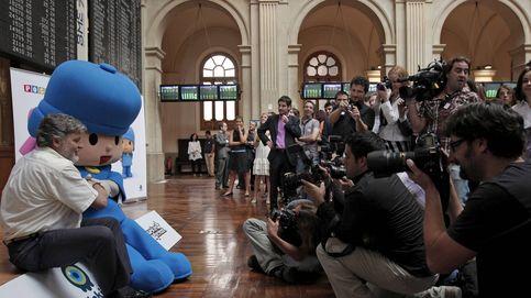 Pocoyó abandona el MAB: Zinkia dejará de cotizar por la reducida liquidez