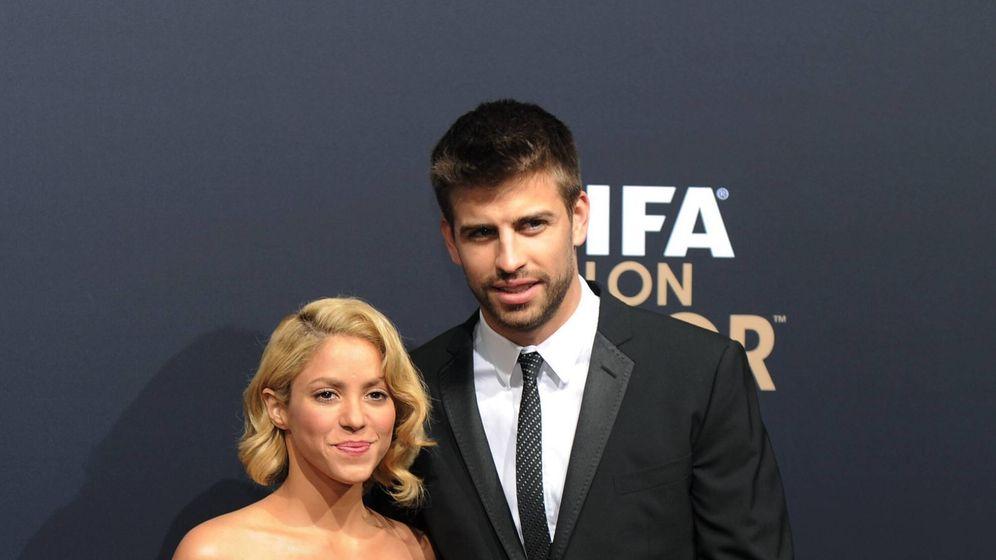 Foto: Shakira y Piqué en una imagen de archivo. (Cordon Press)