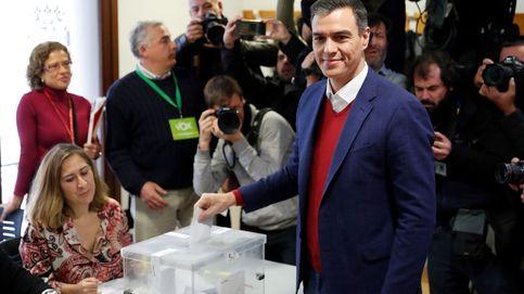 Elecciones generales, en directo | Sánchez e Iglesias, los primeros líderes en votar