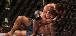 Post de UFC 242: la brutal estrangulación por KO de Khabib Nurmagomedov a Dustin Poirier
