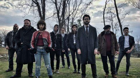 'La casa de papel', nueva ficción de Antena 3, inicia su rodaje