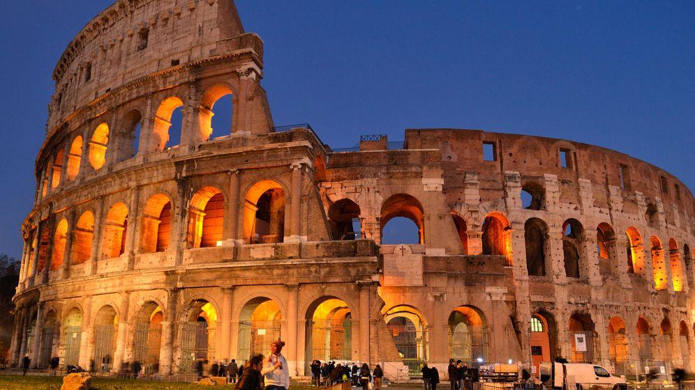 Foto: Coliseo de Roma (Flickr/element1490)