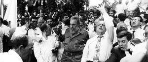 Foto: Fraga y Fidel, una historia de amor incestuosa