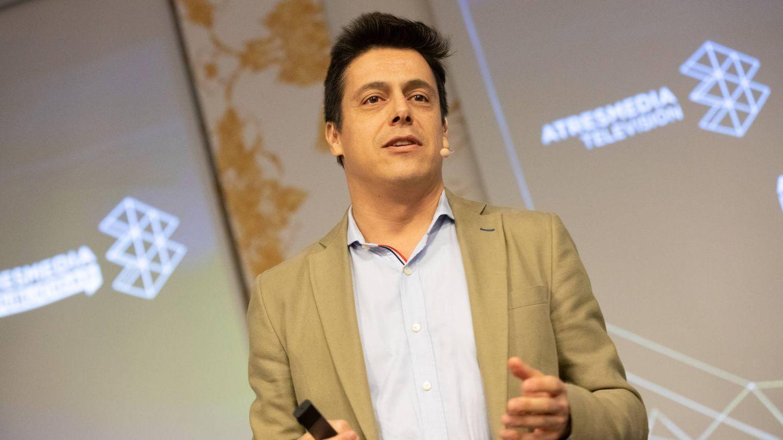 Víctor Martínez, responsable de business transformation de Atresmedia.