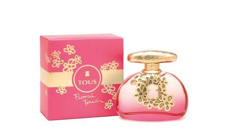 Un perfume floral que es como llevar a tu alrededor un jardín propio