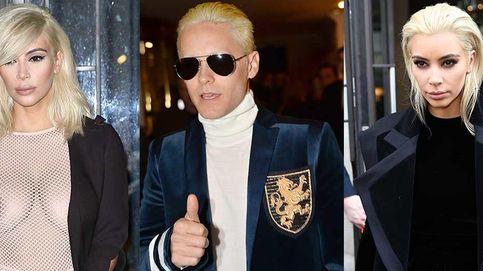 Así se cuida el rubio platino de Kim Kardashian y Jared Leto