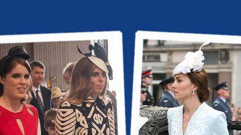 Estilo Real: nuevo duelo entre Kate Middleton y las hermanas York