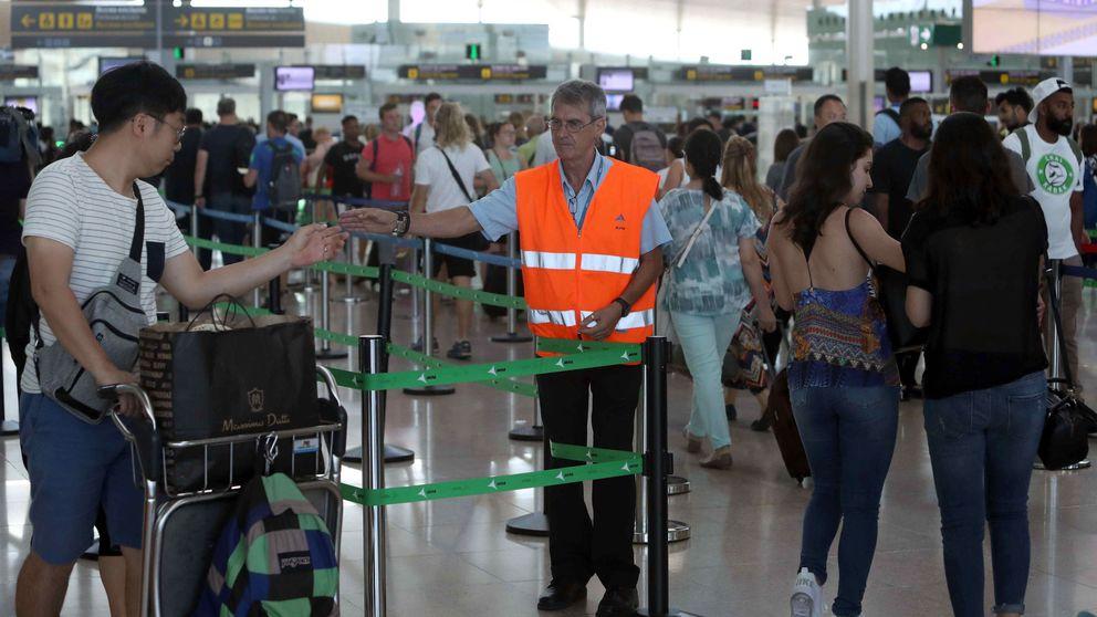 La huelga que se cuece en Aena: retrasos, cancelaciones y caos en los aeropuertos
