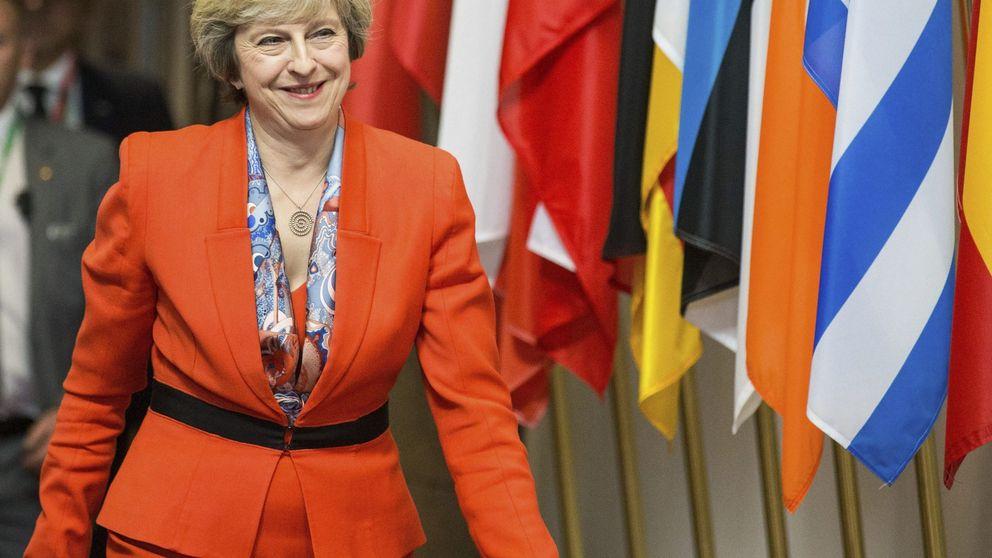 Una grabación desvela el miedo que Theresa May tenía al Brexit