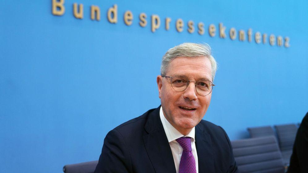 Foto: Norbert Röttgen, candidato a suceder a Angela Merkel en la CDU. (Reuters)
