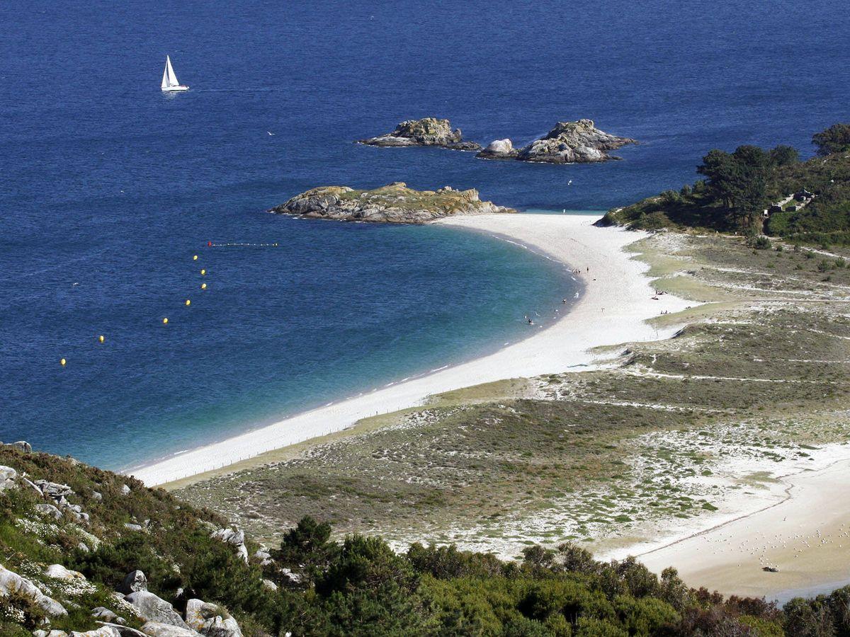 Foto: Parque Nacional Illas Atlánticas. (Andoni Canela)