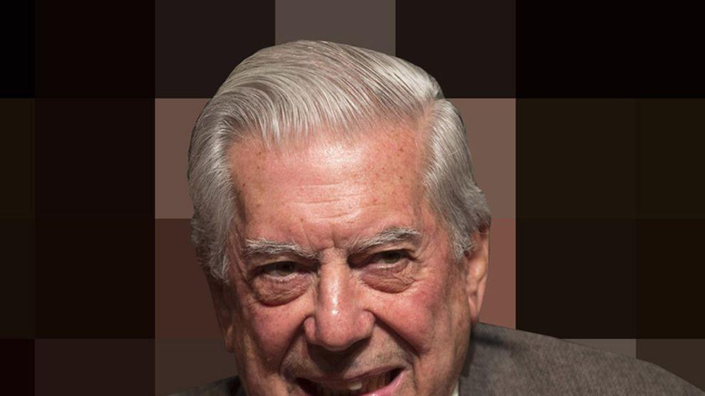 Mario Vargas Llosa, ¡menudo espectáculo en el Teatro Español!