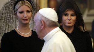 ¿A quién se parecen Melania e Ivanka Trump?