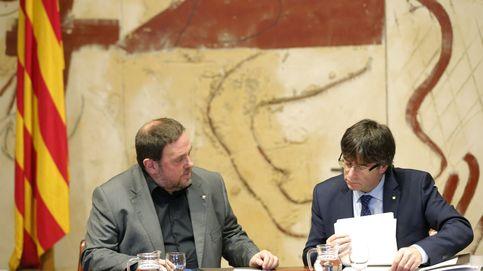 Puigdemont tras la suspensión de l TC: Gracias, contigo empezó todo