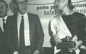 Preysler y Boyer celebran sus bodas de plata