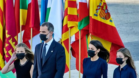 En vídeo: Letizia, Felipe, Leonor y Sofía, así fue 2020 para la familia real española