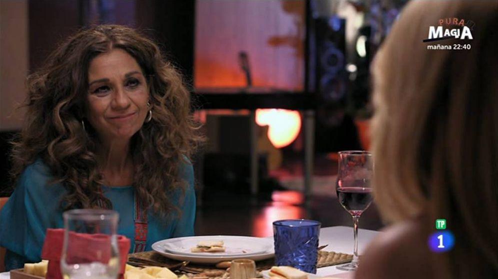 Foto: Lolita Flores cuenta sus intimidades en 'Lolita tiene un plan'. (RTVE)