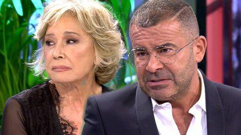 Revés de Jorge Javier a Mila Ximénez en el 'Deluxe': ¿Entonces de qué hablas?