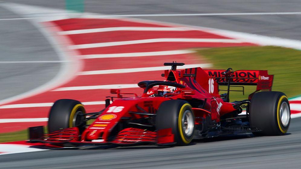 Foto: Ferrari vuelve a estar en el foco de las sospechas. (EFE)