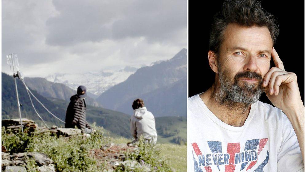 Foto: Imagen promocional del documental de Jordi Évole sobre Pau Donés presentado en el Festival de Málaga.