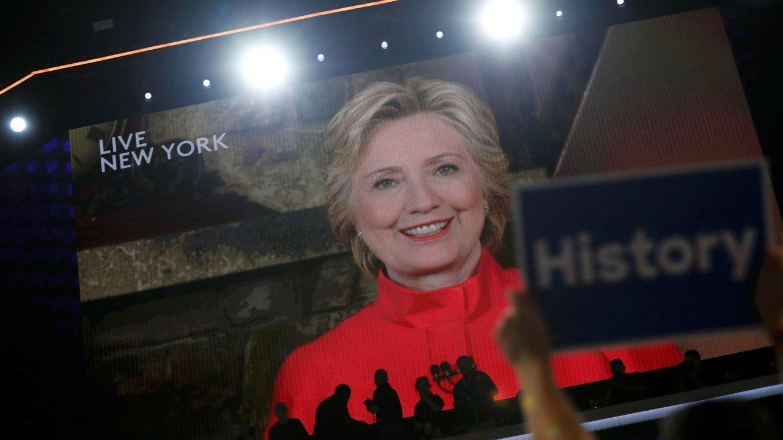 Convención demócrata. Primer acto en ocho tuits