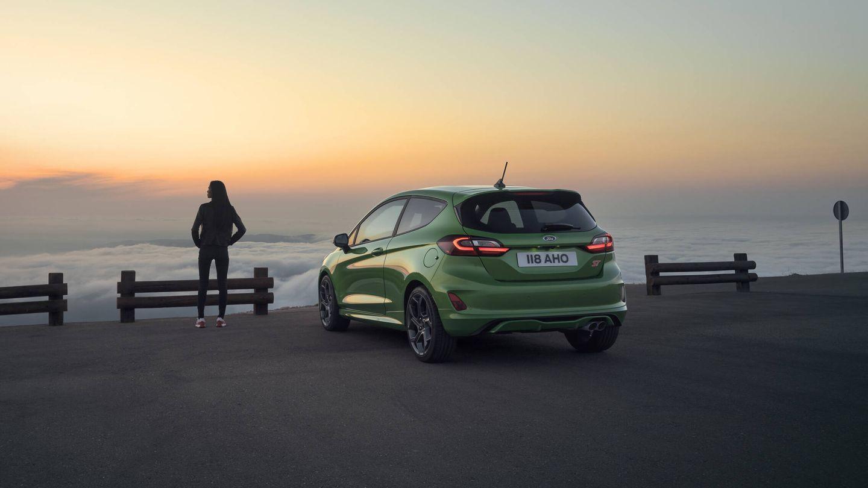 El Fiesta ST monta el mismo motor de 200 CV que el Puma, mientras que el mild-hybrid nos conseguirá una etiqueta Eco de la DGT.