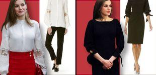 Post de Carolina Herrera borra los precios de las prendas que ha llevado Doña Letizia
