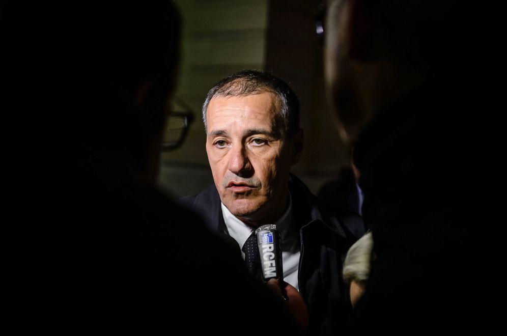 Foto: el presidente de la asamblea de Córcega Jean de Guy Talamoni. (EFE)