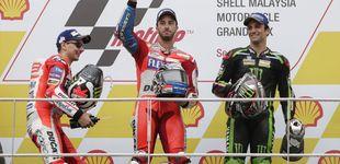 Post de Dovizioso gana en Malasia y se jugará el Mundial con Márquez en Valencia