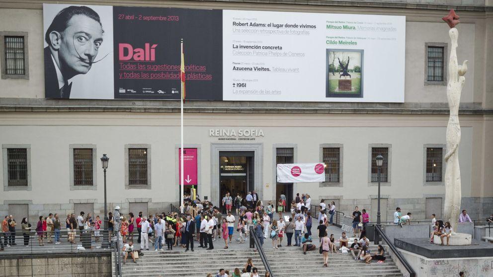 La exposición de Dalí circuló a más de 600 personas por hora