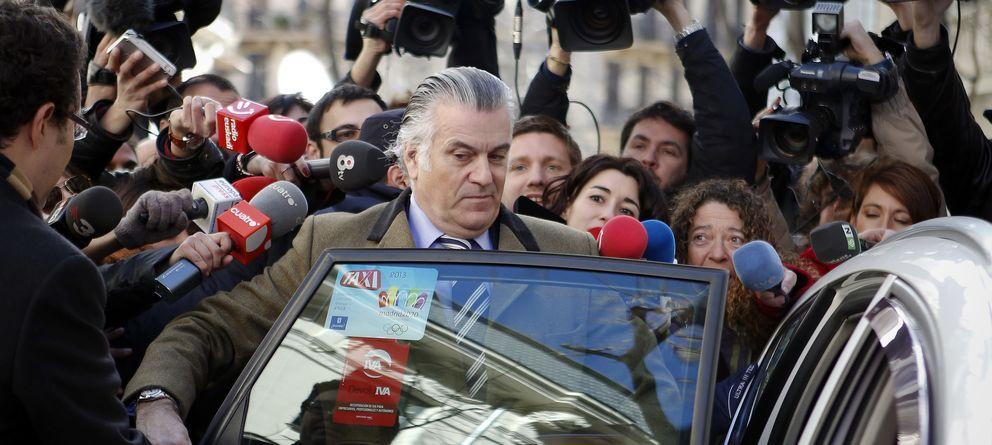 Foto: El extesorero del PP, Luis Bárcenas (Efe)