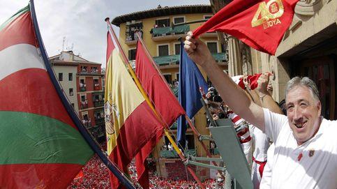 Pamplona deberá pagar 8.000 euros por el ilegal uso de la ikurriña en Sanfermines