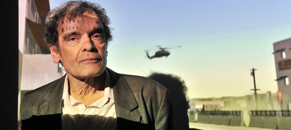 Foto: Muere el director alemán Harun Farocki
